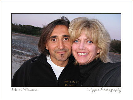 Fine Art Photorgaphy 2007 Italy Trip: Terri and Friend