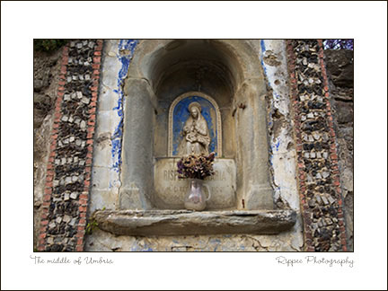 Fine Art Photorgaphy 2007 Italy Trip: Church Statue
