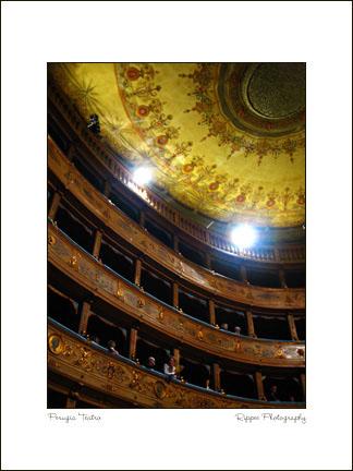 2007 Italy trip: Teatro Del Pavone