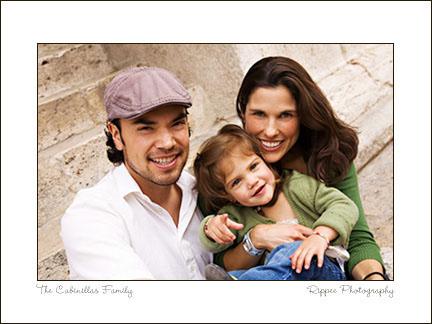 2007 Italy trip: Italian Family of Three