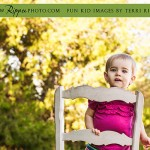 Natural & Fun Photographs of One Year Old Mazey