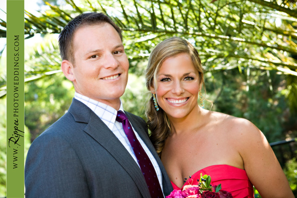 Erin and Erwin's Wedding at the Prado in Balboa Park: Another Cute Couple