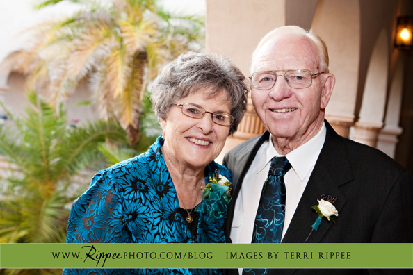 Erin and Erwin's Wedding at the Prado in Balboa Park: Erin's Grandparents