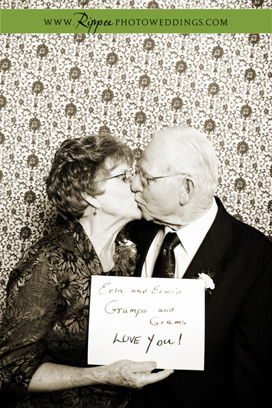 Erin and Erwin's Wedding at the Prado in Balboa Park: Grandparents Still in Love