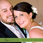 Megan and Steve Rancho Valencia Wedding