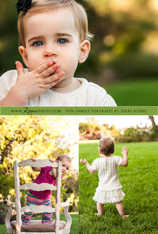 San Diego Natural Kids Photographer