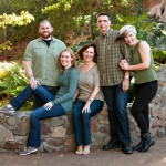Balboa Park Family Session