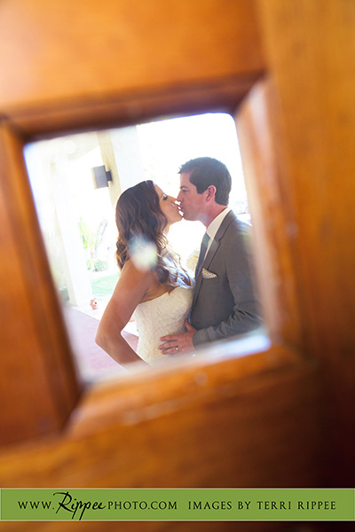 Borrego Springs Wedding: A Kiss and A Promise