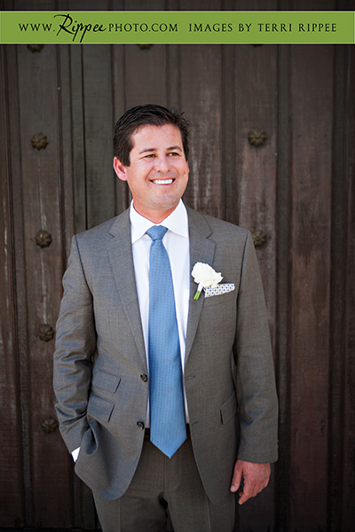 Borrego Springs Wedding: The Groom Trace