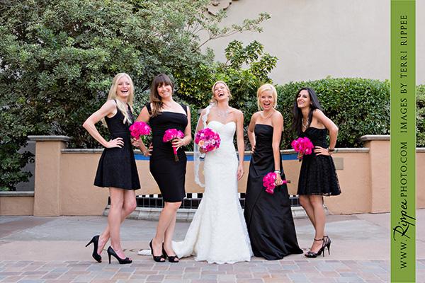 San Diego Wedding Photographer: Terri Rippee