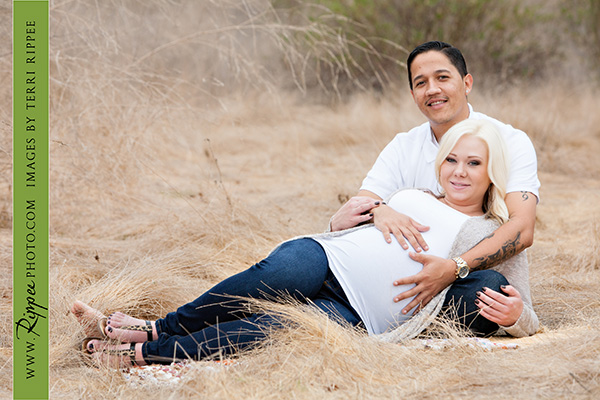 San Diego Maternity Photography by Terri Rippee