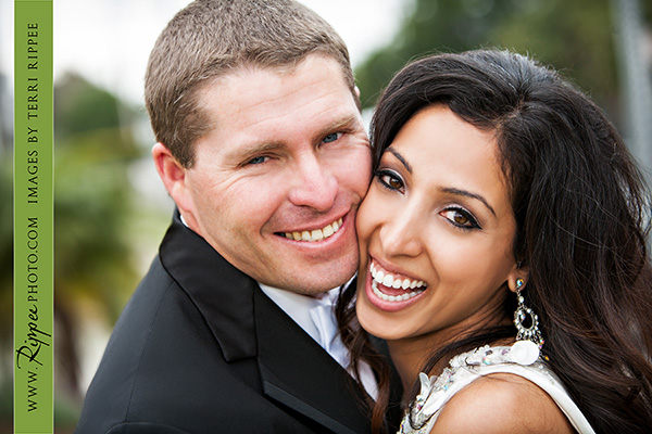 Trevor and Rujuta's Wedding: Both Very Happy